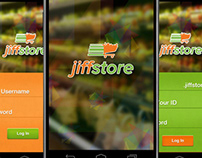Jiffstore Mobile Application