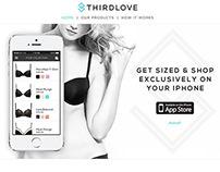 ThirdLove Website