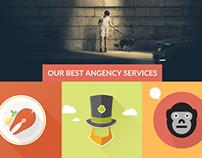 Creative Business Psd Flyer Templates