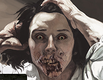 Classic Zombie Portraiture