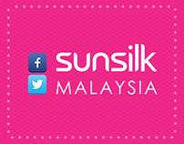 Sunsilk 2015 & 2014 Social Media Content