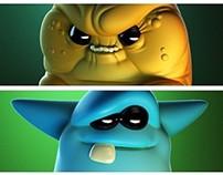 """""""Monstober"""" Monster-a-Day Challenge"""