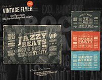 The Vintage Set: Flyers / Insignias vol.2