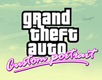 Grand Theft Auto - Custom Portrait