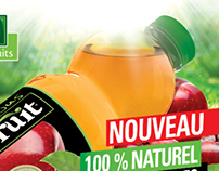 IFRUIT PUR JUS - POMME