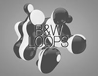 Black & White Loops