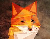 Geometric Animal Doodles