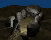 3D Reconstruction of 5000 year old Megalithic Grave