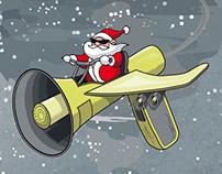 «Santa Party Man»