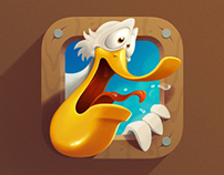 Little Boat River Rush iOS Game