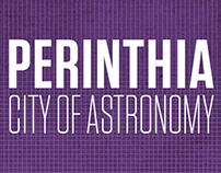 City Of Perinthia Manifesto Poster