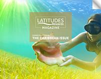 Latitudes Online Magazine Redesign