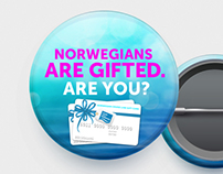 Norwegian Cruise Line Gift Card Launch And Campaign