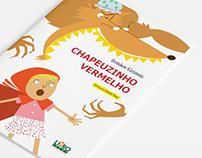 Chapeuzinho Vermelho Editora Livro Ideal (cores)