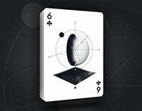 6 of Clubs / PokerCard