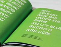 2013 Dodge Dart Booklet