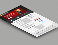 Kokpit Inwestora web-site design