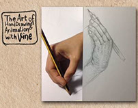 The Art of Hand Drawing Animation on Vine