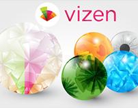 Vizen- Identity Building and Corporate Branding