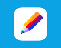 iOS7 icon Pencil