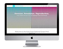 Screen Print Web Design