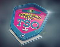 TSO 3d logo Creation
