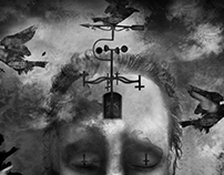 CORVUS[corax]CORONE LP cover art