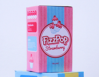 Sweets Box Package Design