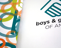 Boys & Girls Club Rebranding