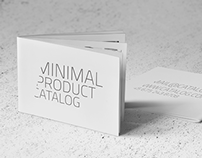 Minimal Catalog 32 Pages