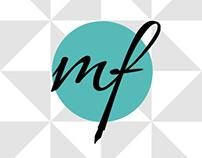 Logo and Business Card - Monika Fischer