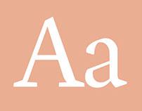 Adela Typeface