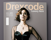 Drexcode Magazine Cover