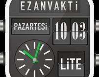 Ezan Vakti Aplication icon & Logo