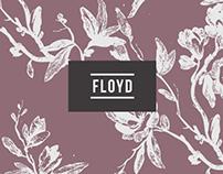 FLOYD Wine Branding & Packaging