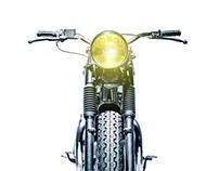 Marco's Triumph Bonneville 650cc 1982