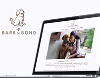 Bark N Bond | Website Design and Development