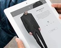 Fashion Store App - Rosé
