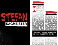 Editorial Design Project