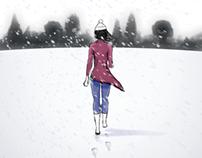 """""""Caramelle e neve fresca"""" by Alice Cupini"""