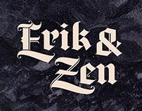Darkstone Typeface