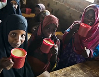 "World Food Program USA's ""School Meals: Potential"" PSA"