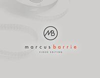 MB video editing - brand identity