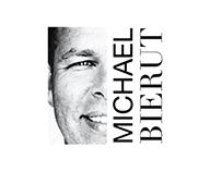 Michael Bierut Mini Biobook