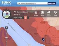 Sunk Investment UI Beta Site