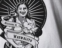 La Miliciana de Waswalito