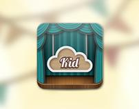 Kid Chatteroo--iOS App