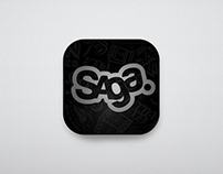 Saga Outerwear Fast Food App