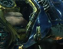 StarCraft II: Building a Better Marine