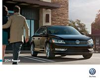 2014 Volkswagen Passat Brochure